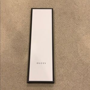 Gucci Cardboard Tie Box